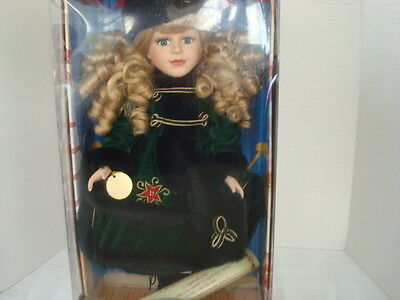 COLLECTORS CHOICE  Limited Edition Porcelain Doll by Donnatella DeRoma