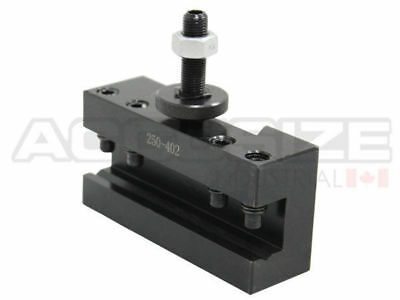 CA Boring Turing and Facing Holder, Quick Change Tool Holder, #0250-0402