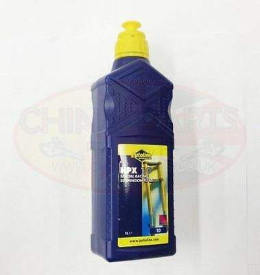 MOTORCYCLE FORK OIL 1 LTR SAE 10 for Sinnis Apache 125 QM125GY