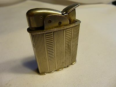 Evans Lighter vintage Chrome Sparks Great 19023