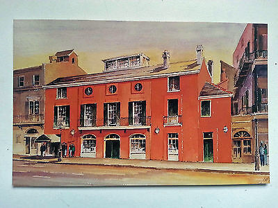 Brennan's Restaurant of New Orleans Postcard - New Old Stock