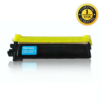 1PK TN-210 TN210C Cyan Toner For Brother MFC-9325CW HL-3040CN 3070CW Printer