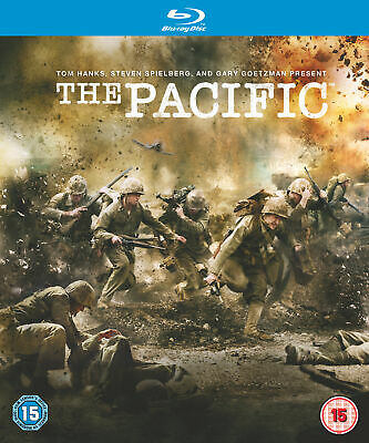 The Pacific: Complete HBO Series [Region Free] (Blu-ray)