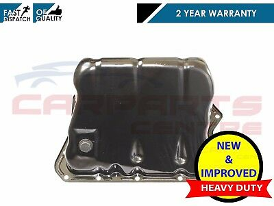 For Smart Car Engine Oil Sump Pan & Plug A160 014 00 02 1600140002 Meyle Germany