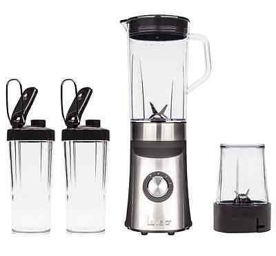 Luvele Blender Food Processor - Magic Nutri Blender Bullet Smoothie Maker Luvelo