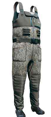 NIB Drake Waterfowl MST EQWader 2.0 Reg Chest Waders BottomLand Size 13