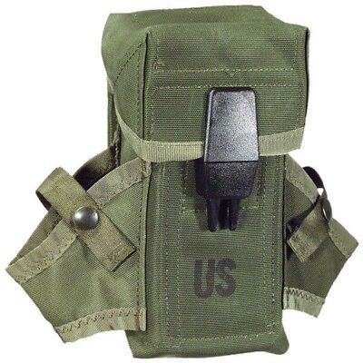 NEW US Military Small Arms Ammo Ammunition Pouch w/ Alice Clips -CLEARANCE sale-