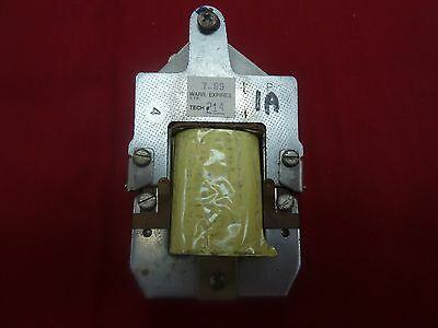 48 Volt 1A Relay for Western Electric AT&T Bell Pay Phone Payphone 1C 1D 1D2 1-A