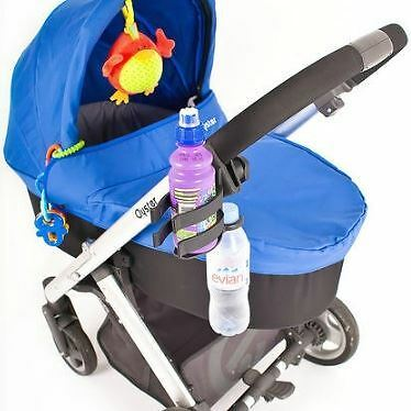 My Buggy Buddy Cup Bottle Holder - Beaker Holdall Child Toddler Pram