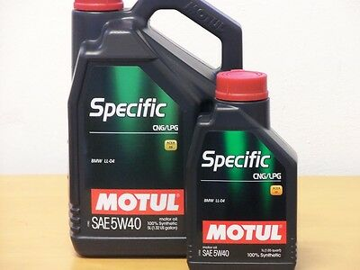14 Cng€lpg 5l Eur Vollsynthetisch 35 03€l 5w40 7 Specific Motul dQroWCxBe