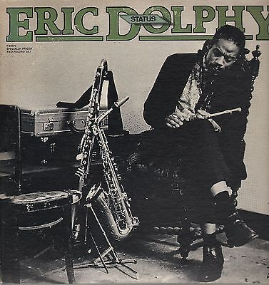 DLP - Eric Dolphy -  Status
