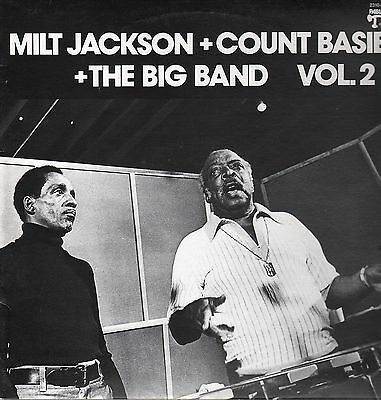 Milt Jackson / Count Basie / The Big Band - Vol.2