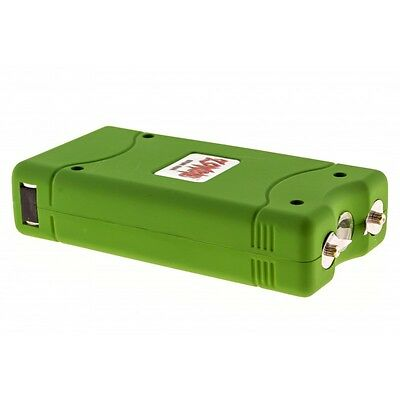 Cheetah Zombie Edition10 Million Stun gun with LED light Rechargeable  With Case
