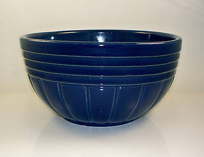 Robinson Ransbottom Pottery RRP Co Roseville Ohio Mixing Bowl Martha by Mail