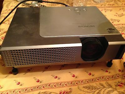 Hitachi CP-X345 Projector (comes with lamp)