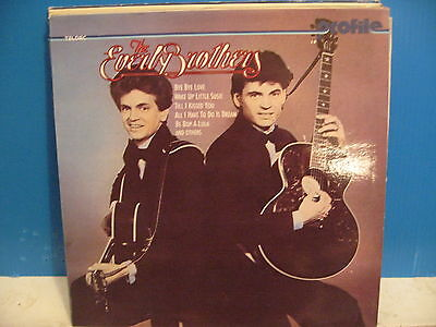 Everly Brothers - Profile + FREE UK POST