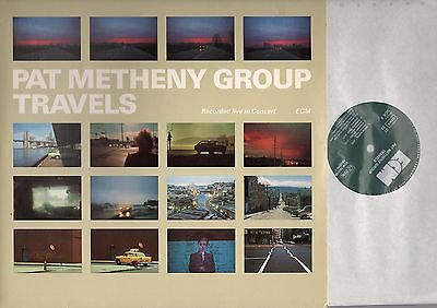 DLP - Pat Metheny Group - Travels