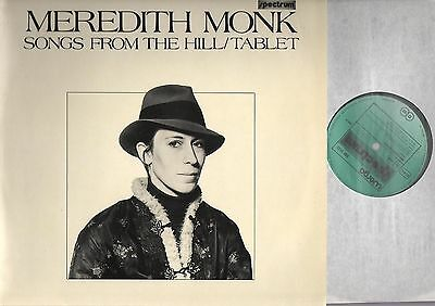 Meredith Monk - Songs From The Hill/Tablet