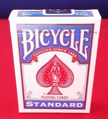 4 Decks Bicycle Playing Cards Sealed best quality (USA/Free Shipping) 2Red 2Blue