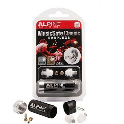 ALPINE  Earplug kit for hearing protection - 2014 edition