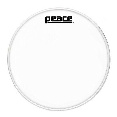 PEACE DHE-101-025006 6'' Octoban Clear Drumhead