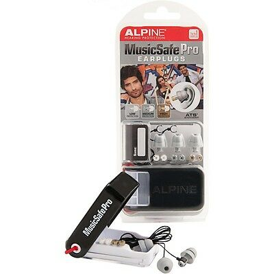 ALPINE  Earplug kit for hearing protection - Silver edition 2014