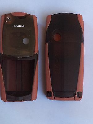 REPLACEMENT TO FIT A NOKIA 5140 5140i NEW RED HOUSING COVER LAST FEW #DEFECT#