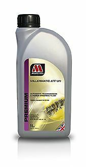 Millers Millermatic ATF UN Automatic Transmission Power Steering Fluid 1 Litre