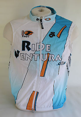 Champion Systems Ride Ventura Cycling Wind Vest Sz L, Used!