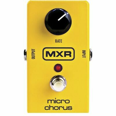 New Dunlop MXR M148 Micro Chorus Effects Pedal + Free Shipping