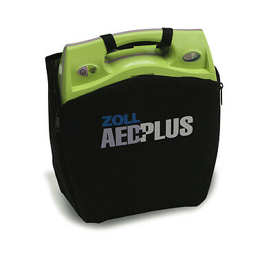 Zoll Replacement Soft Cary Case for AED Plus - 8000-0802-01