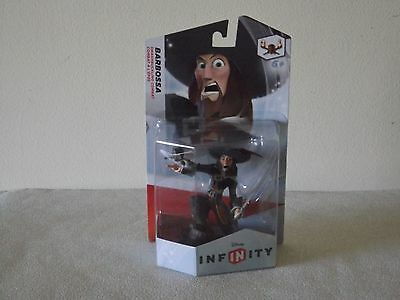 NEW SEALED DISNEY INFINITY PIRATES OF THE CARIBBEAN BARBOSSA ACTION FIGURE