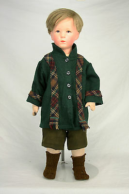 Antique Kathe Kruse Doll ca1920