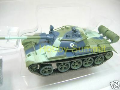 1/72  FINNISH  Army T-55  Tank   Model Built & Painted