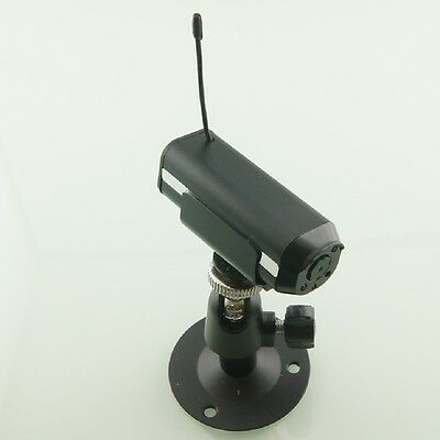 2.4Ghz Security Wireless 4Ch Mini Nanny Hidden Camera with Audio & Battery