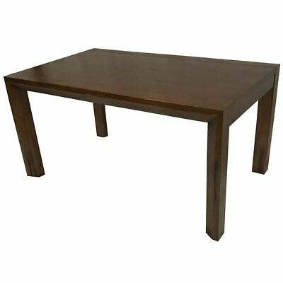 Solid Walnut Wood 1.5m Dining Table Antique Reproduction Style