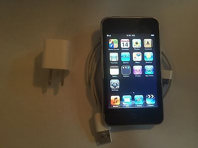 Apple iPod touch 2nd Generation (8 GB) (MB528LL)
