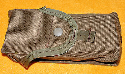 Double Magazine pouch holds 2-30rd. MAGS Coyote Brown  MARPAT  Brand new