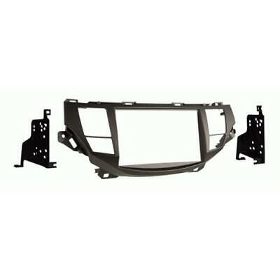 Metra 95-7807T Taupe Double DIN Stereo Install Dash Kit for Select 2008-12 Honda