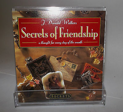 J. Donald Walters Secrets of Friendship Daily Thoughts