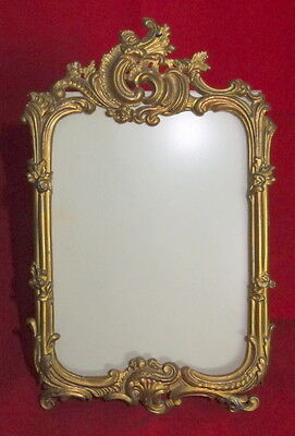 Antique/Vintage Royal M Mfg. Co Brass Art Nouveau Picture Photo Frame