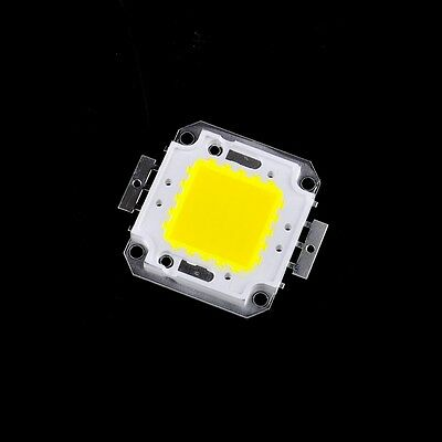 Fashion 50W Cold / Pure White High-power SMD Chip LED light Lamp DC 32-34V Kit