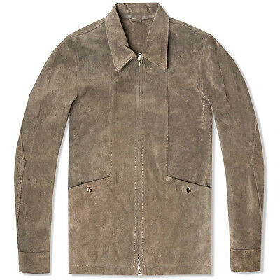 OUR LEGACY UNCONSTRUCTED SUEDE JACKET 46 SIZE ami apc supreme acne carven