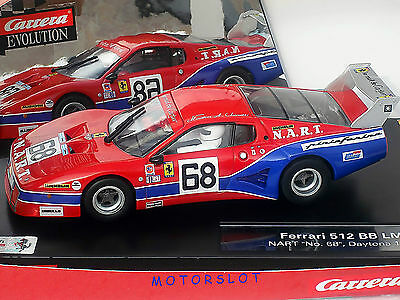 CARRERA  EVOLUTION - 27371 FERRARI 512 BB LM DAYTONA 1979