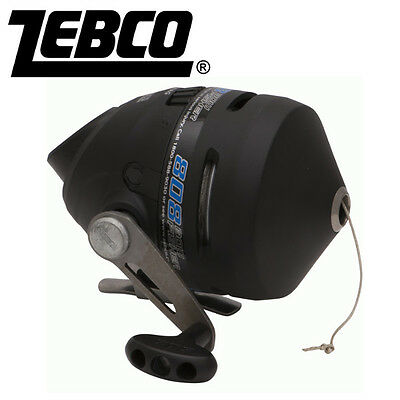 Zebco 808 Bowfisher Quantum Left or Right Fishing Reel Bowfishing 808BOW80BX3