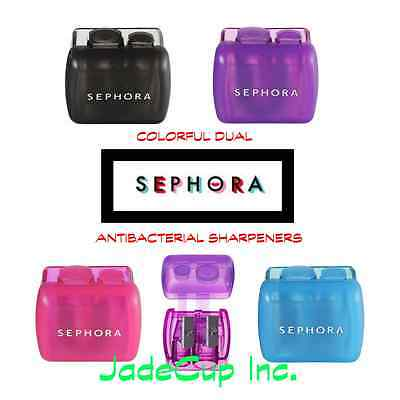 NEW 💜 Sephora 💜 Collection Colorful Dual Antibacterial Sharpener