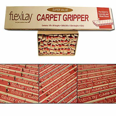 Carpet Gripper Rods Box Cheap Stair Runners Quality Wood Concrete Stairs Lounge