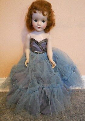 """Vintage American Character Sweet Sue  Doll 17"""""""