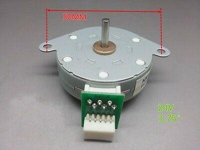 1pcs 24V 4-phase 5-wire 3.75 ° NMB Step Stepping Stepper motor PM42S-096