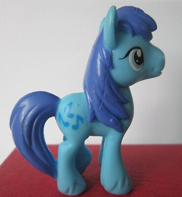 HOT SELL! A215 HASBRO MLP FRIENDSHIP IS MAGIC NOTEWORTHY FIGURE